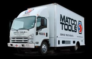 Matco 225 Tool Truck