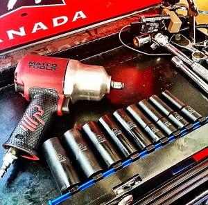 ADV Impact Wrench